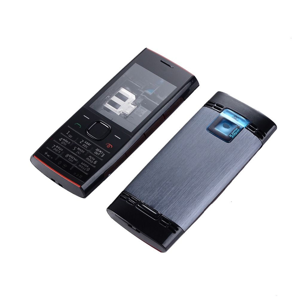 Buy For Nokia X2 00 Housing English Or Russian Keypad Tools From Reliable Mobile Phone Housings Suppliers On Yanmi Mimi Store