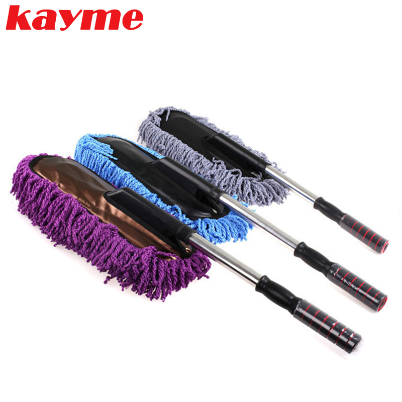sponges cloths brushes car care wash duster cleaner dust clean brush dusting tool mop gray. Black Bedroom Furniture Sets. Home Design Ideas