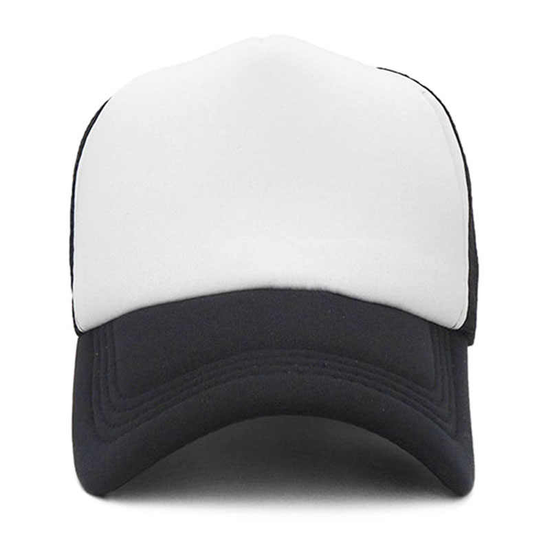 184f4abf3ca ... Snapback Mesh Baseball Cap Summer Hats For Men Women Hip Hop Skateboard  Trucker Caps Boys Girls ...