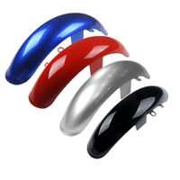 Motorcycle ABS Plastic Front Fender Cover Fairing For Honda Shadow VT600 VLX 600 4 Colors
