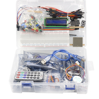 Great IT NEWEST RFID Starter Kit for UNO R3 Upgraded version Learning Suite With Retail Box