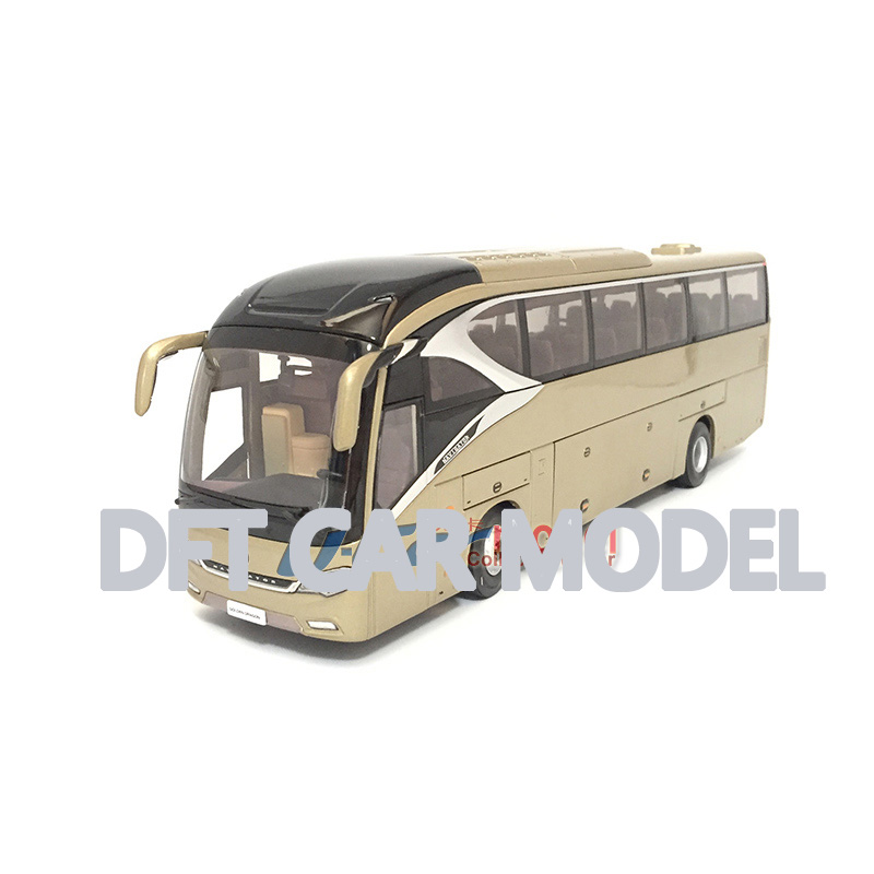 1:42 Alloy Toy Vehicles XML6129 BUS Car Model Of Children's Toy Cars Original Authorized Authentic Kids Toys-in Diecasts & Toy Vehicles from Toys & Hobbies    1