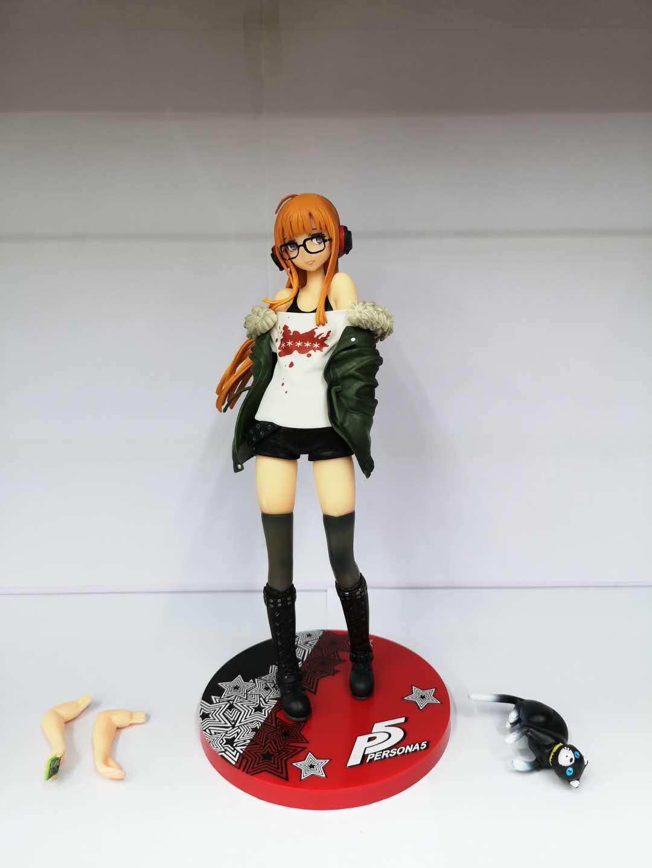 Persona 5 Christmas Gifts.Persona 5 Futaba Sakura 20cm Acrylic Stand Figure Christmas