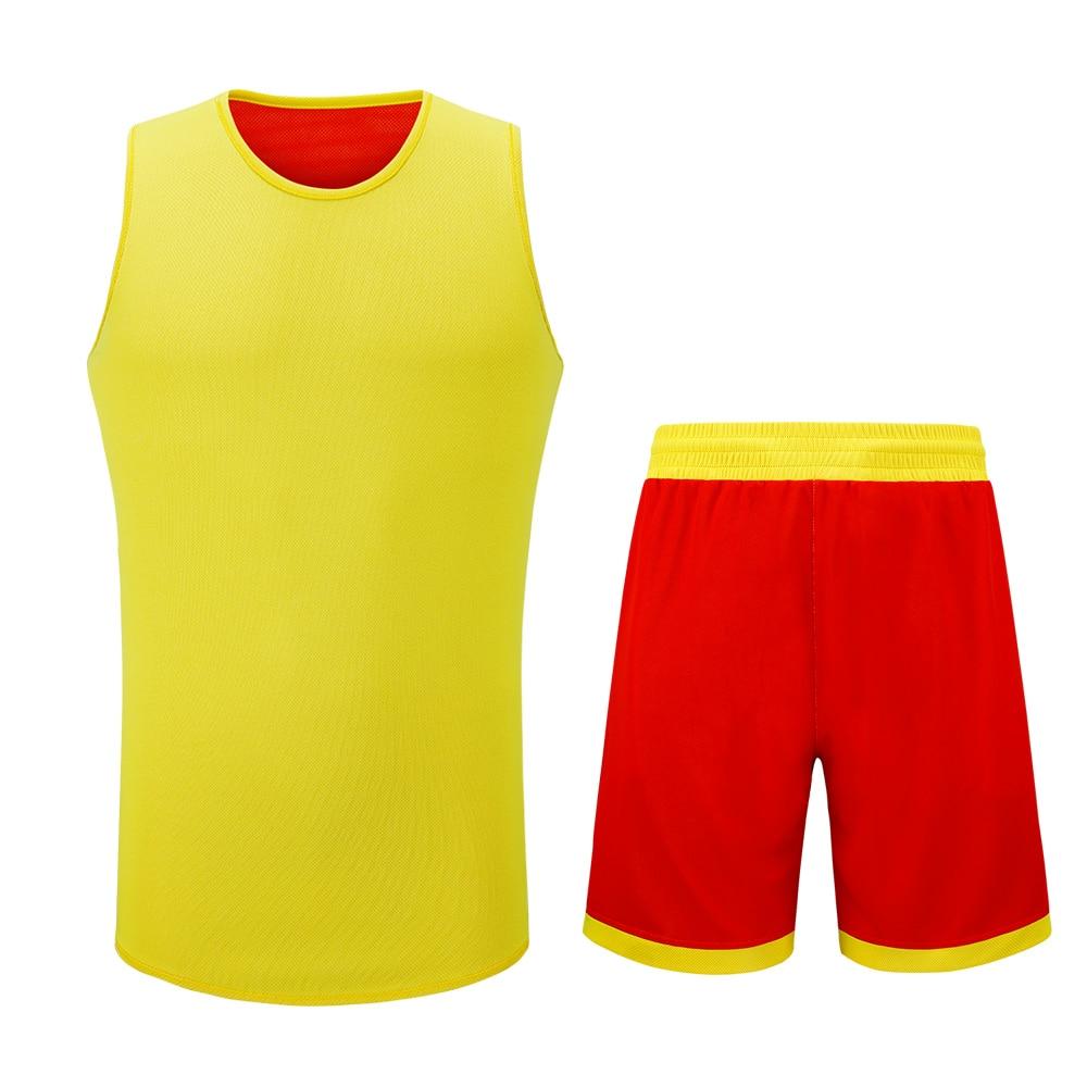 sanheng reversible basketball jersey set12