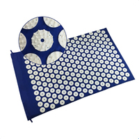 Cotton ABS Spike Acupressureshakti Mat Before Or After Yoga Relieve Body Pain Improve Sleep