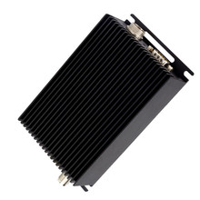 12 v rs485 ワイヤレス 433 トランシーバ uart rs232 受信機 169 mhz の/235mhz の uhf 帯無線モデム 25 ワット 150 送信 plc コントローラ