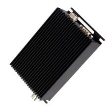 12V rs485 drahtlose 433 transceiver uart rs232 empfänger 169MHZ/235mhz uhf radio modem 25W 150 mhz sender für plc controller