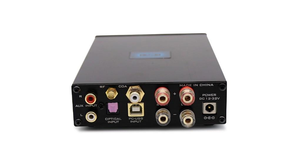 FX-Audio D802C Wireless Bluetooth Versioni i hyrjes USB / AUX / - Audio dhe video në shtëpi - Foto 2