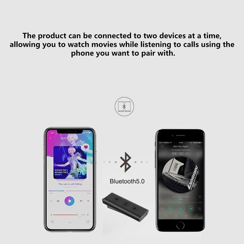 AMP_BK HiFi Wireless Earphone Bluetooth 5 0 IPX4 Waterproof Earphones Long Standby Time Hearing Aid Headset in Bluetooth Earphones Headphones from Consumer Electronics