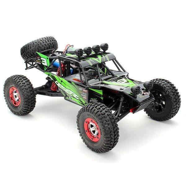 FEIYUE FY03 FY-03/FY-3 1/12 escala completa 2,4 GHz 2CH 4WD SUV de alto rendimiento todoterreno coche de Rally RTR