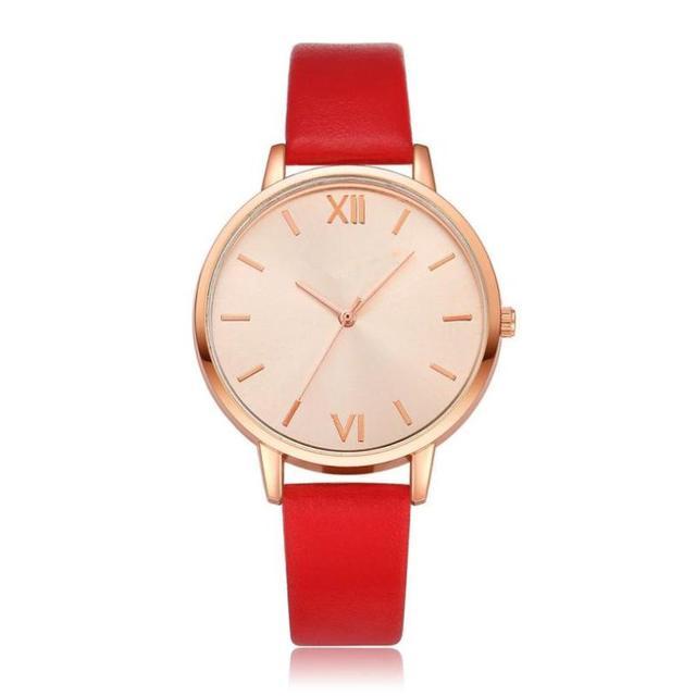 LVPAI  Quartz Watch  Leather   Clock Ladies Dress  Watches Women Luxury Fashion Casual  Wristwatches   18FEB24