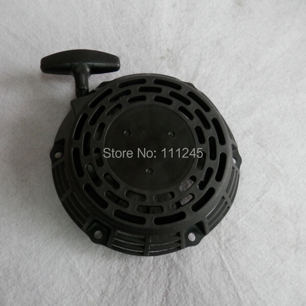 RECOIL STARTER ASSY FOR MITSUBISHI GT240 GT400 GM132 MBP20G WATER PUMP  FREE SHIPPING 4HP PULL START  PULLY REWIND OEM  PARTS recoil starter assy d type for chinese168f 170f free shipping cheap generator t pull start pully rewind aftermarket parts