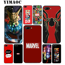 YIMAOC Marvel Superheroes Soft Silicone Case For Huawei Honor Mate 10 P20 P10 P9