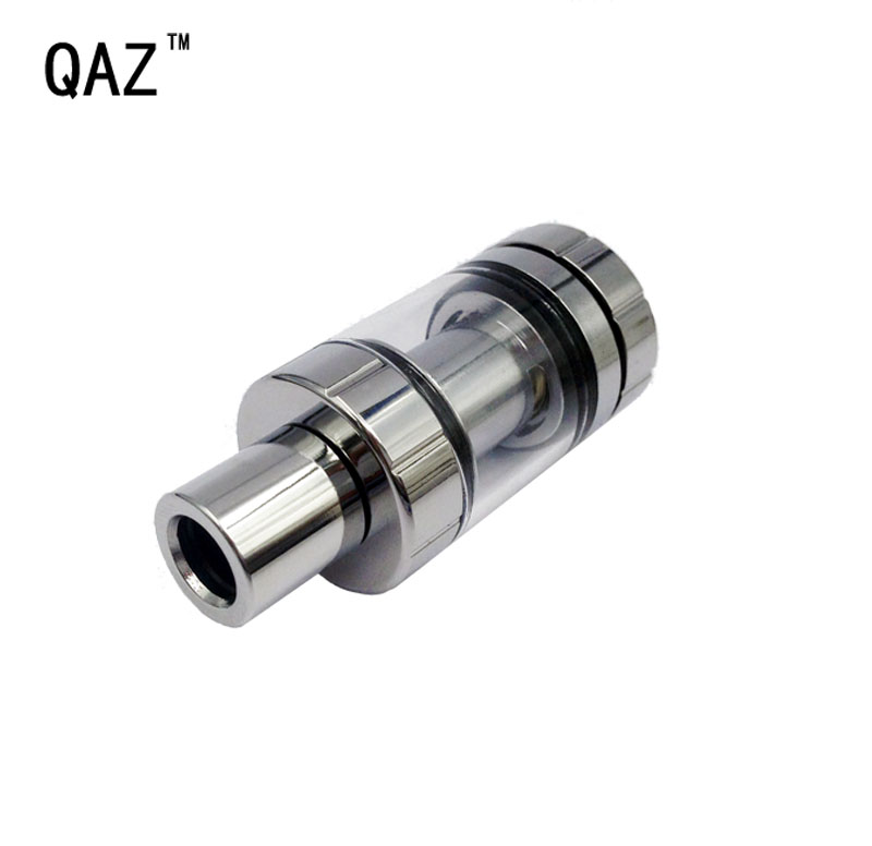 Tanque electrónico de cigarrillos 510 atomizador de rosca de 22mm de diámetro 2 ml de una sola bobina/doble para vaporizador de cigarrillos electrónicos