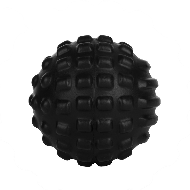 Massage Ball Hand Foot Body Pain Stress Massage Relief Trigger Point Health Care Sport Toy Black Muscle Relax Apparatus Unisex