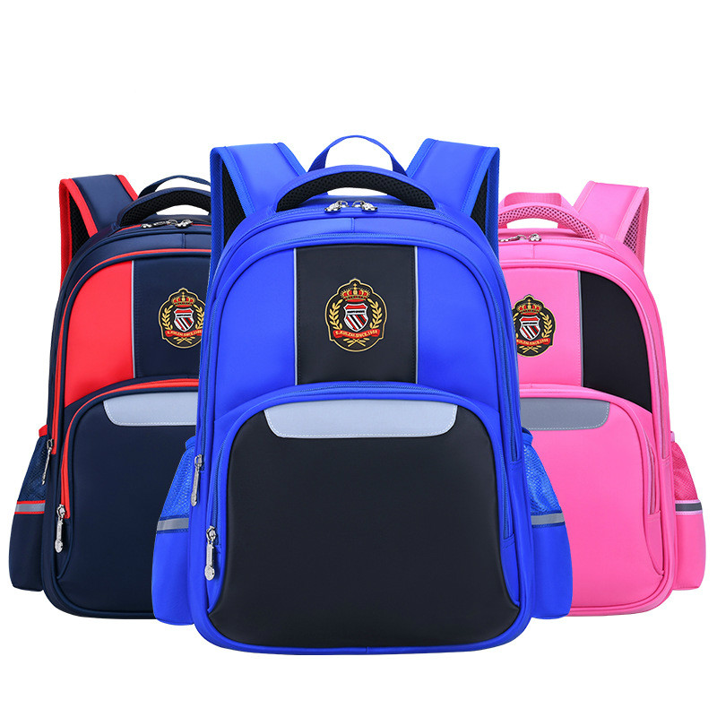 School Bags Boys Girls Children Backpacks Primary School Backpack Orthopedic Schoolbags Backpack Kids Schoolbag Mochila Infantil