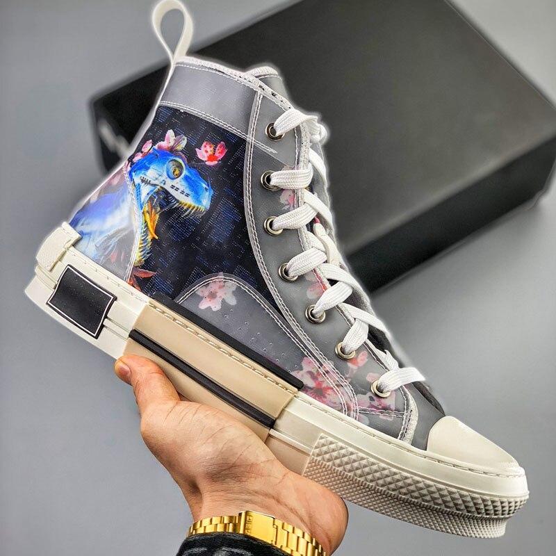Femmes Hommes Skate Chaussures de Toile décontracté Baskets Mode Pour Hommes D'été Respirant Marche Dames Fille Chaussures de Sport De Marque