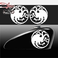 Game of Throne Targaryen House Logo Decal Sticker Vinyl Decals For Motorcycle Car Computer Windows Wall Notebook 150mm x 145mm
