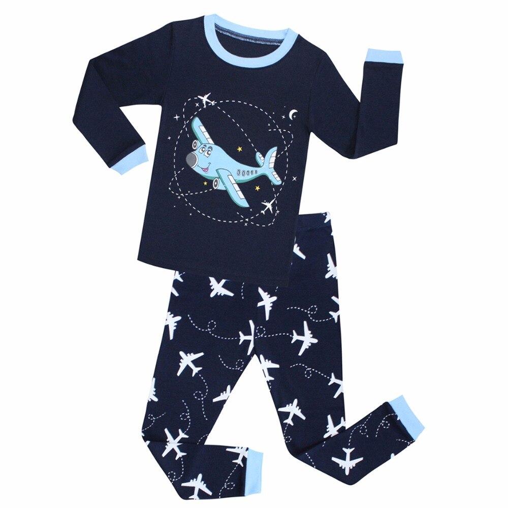 online get cheap pajamas sleeve cars com alibaba group boys long sleeve pyjamas kids plane pajamas baby 100% cotton pijama children cars sleepwear girls