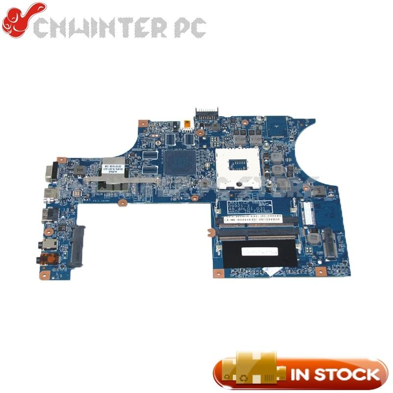 NOKOTION For Acer aspire 3820 3820T Laptop Motherboard MBPTC01001 48.4HL01.03M HM55 UMA DDR3 nokotion for acer aspire 5742 5733 5742z 5733z laptop motherboard mbrjy02002 pew71 la 6582p hm55 uma ddr3