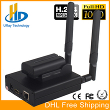 DHL Free Shipping MPEG-4 H.264 HD Wireless WiFi HDMI Encoder For IPTV, Live Stream Broadcast, HDMI Video Recording RTMP Server