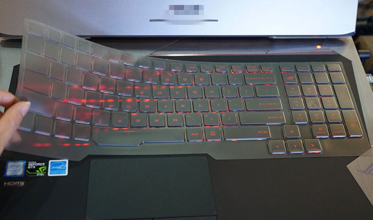 Genuine Asus Rog G752 G752VL G752VM G752VS G752VY G701VI Keyboard US Backlit