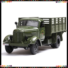 Military Truck Diecast  1/36 Matel Model Car Dongfeng Jiefang Alloy Cars Toys For Boys Gifts For Kids Children Boys Vehicles