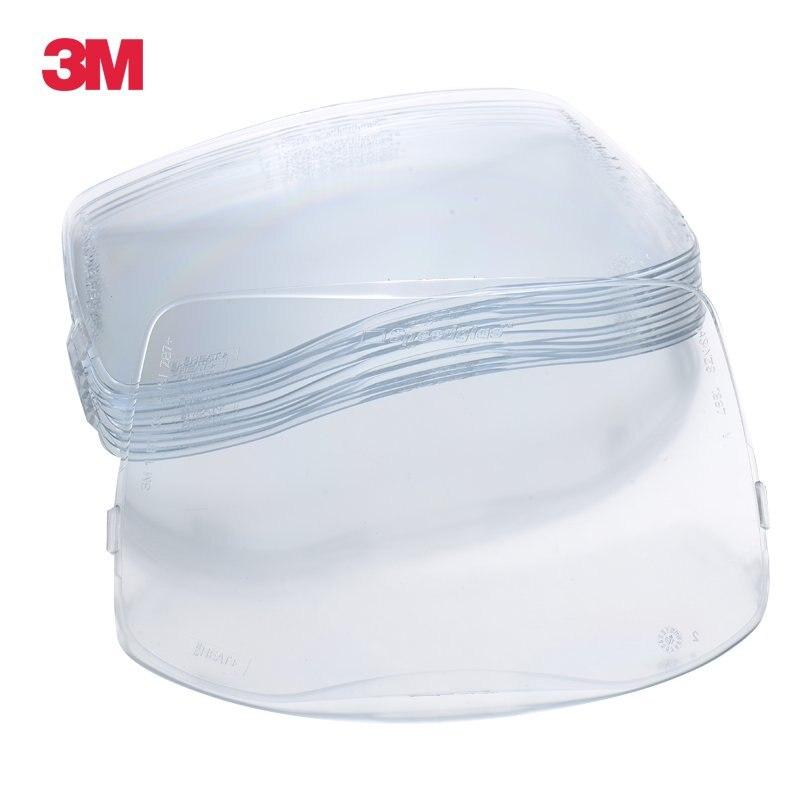 Hot Sale Glass Lens Protective Plate 2pcs/lot Speedglas 3M 9100V Plastic Plates ARC Welding Mask Anti Sparkle Splash Protector