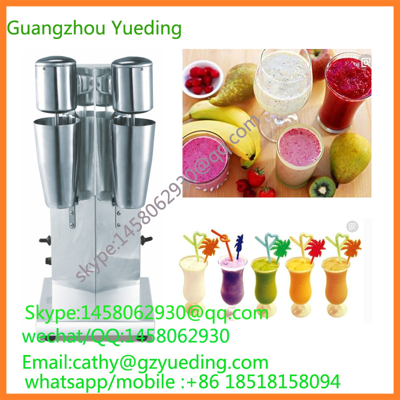 free shipping CE milk shake ice cream fruit mixing blizzard machine with stable preformance