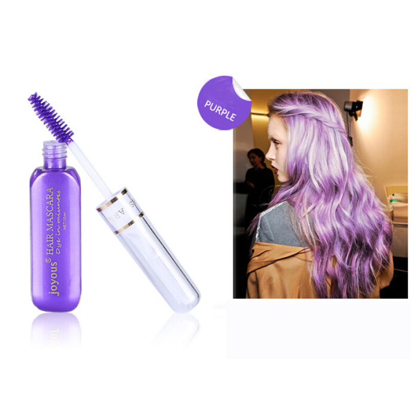 Fashion Beauty Spray Hair Color One Time Non Toxic Hair Dye Candy