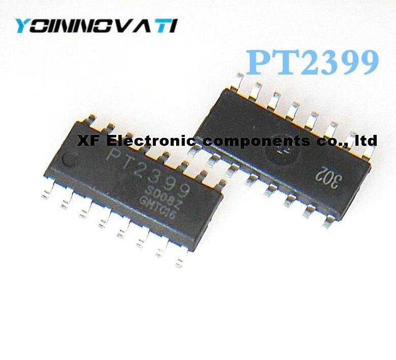 100 шт./лот PT2399 лапками углублением sop-16 2399 IC лучшее качество