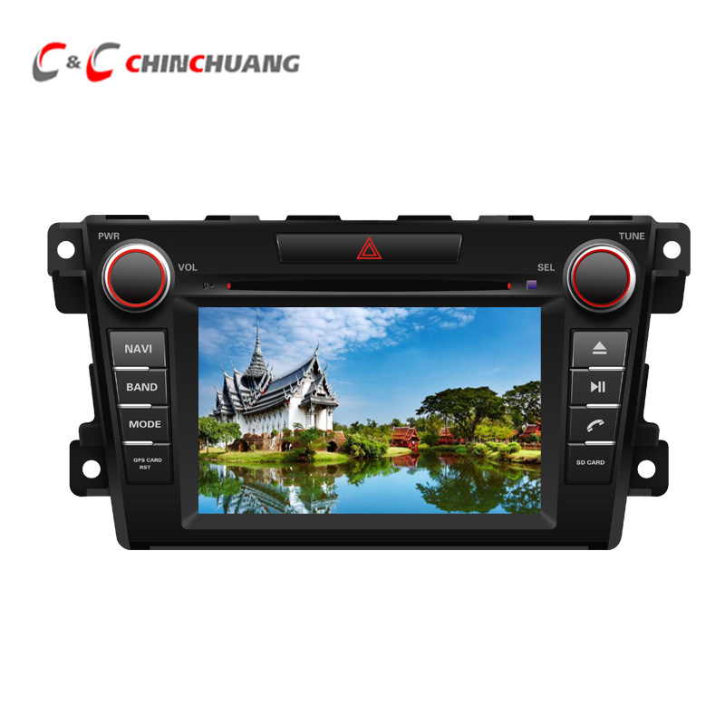 Car DVD player for Mazda CX 7 with GPS Navigation Radio RDS Canbus SD Slot Bluetooth