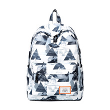Fashion Girls Leisure Backpack College Student Capacity Travel Schoolbags Teenager Laptop Mochila Multifunction Women