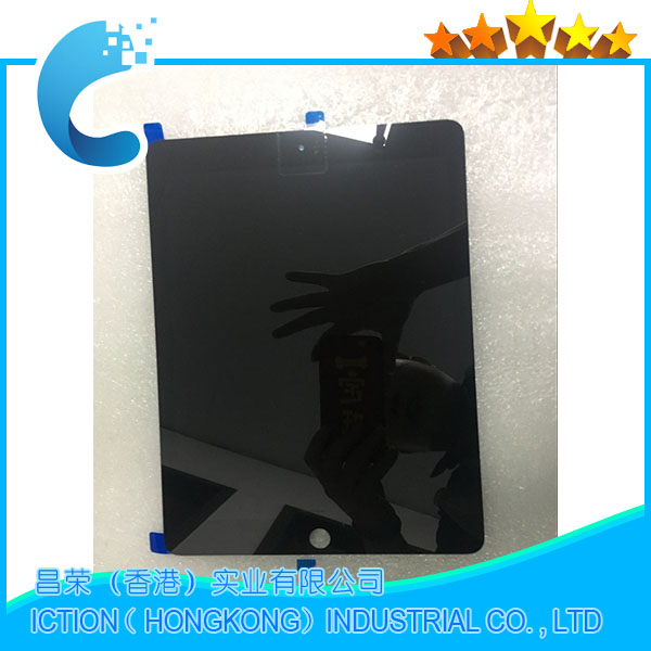 New Black & White 9.7LCD Display Assembly For iPad Pro 9.7'' LCD display Touch Screen Assembly Repair Parts
