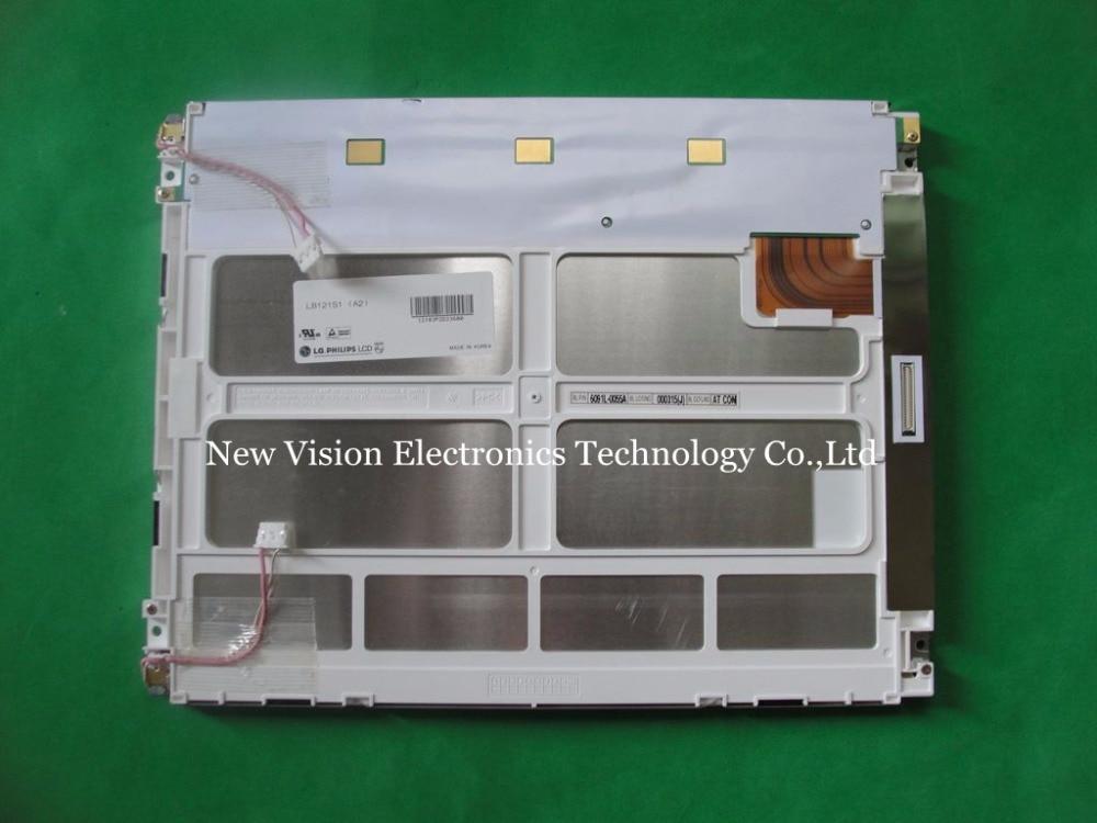 LB121S1 A2 LB121S1 A2 Original 12 1 inch 800 600 SVGA TFT CCFL LCD Display Panel