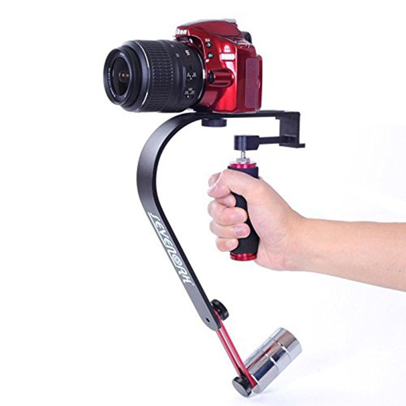 Sevenoak SK-W02 Video Smooth Handheld Stabilizer Camera Steadycam Steadicam for DSLR Camera Camcorder