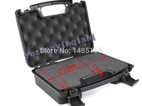ABS Pistol Case Tactical Hard Pistol Case Gun Case Padded Foam Lining For Hunting Airsoft Free
