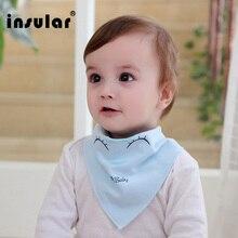 Insular Newborn Baby Bibs Soft Bib Burp Cloth For Babies Girls Boys Bib Babies Clothing Free Shipping