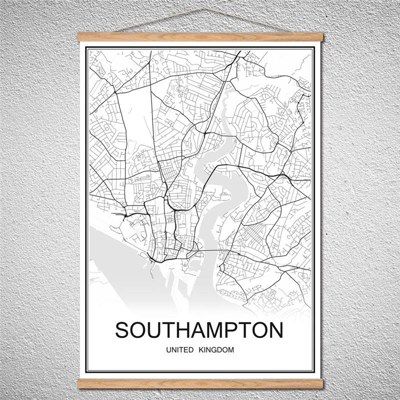 Customized pattern singapore modern poster world map city abstract customized pattern singapore modern poster world map city abstract print picture oil painting canvas with frame decor in wall stickers from home garden on gumiabroncs Choice Image