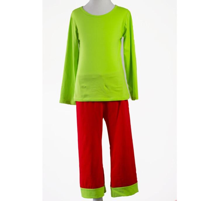 Hot sales Childrens Pajamas beautiful christmas family pajamas Kids Sleeping Wear cotton long sleeve Pajamas