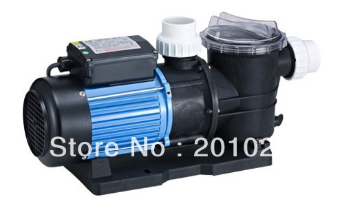 Swimming pool pump stp150 1100w 1 5hp plastic water pumps for Pool pump for koi pond