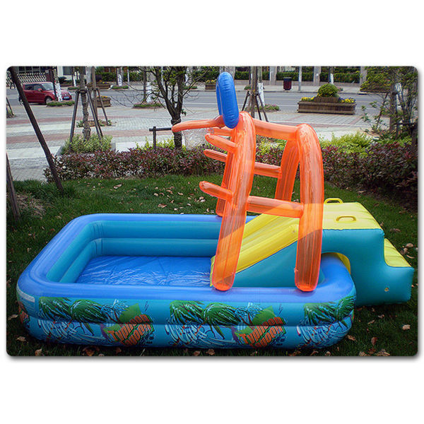 2016 Hot Inflatable Swimming Pool Water Slide Outdoor Toys ...