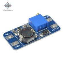 5 шт. MT3608 DC-DC повышающий усилитель конвертера модуль питания повышающий макс. выход 28 в 2A для Arduino