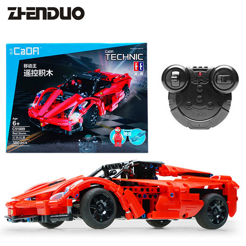zhenduo toys c51009 2 4g rc car remote control blocks building kit diy puzzle assembley radio. Black Bedroom Furniture Sets. Home Design Ideas