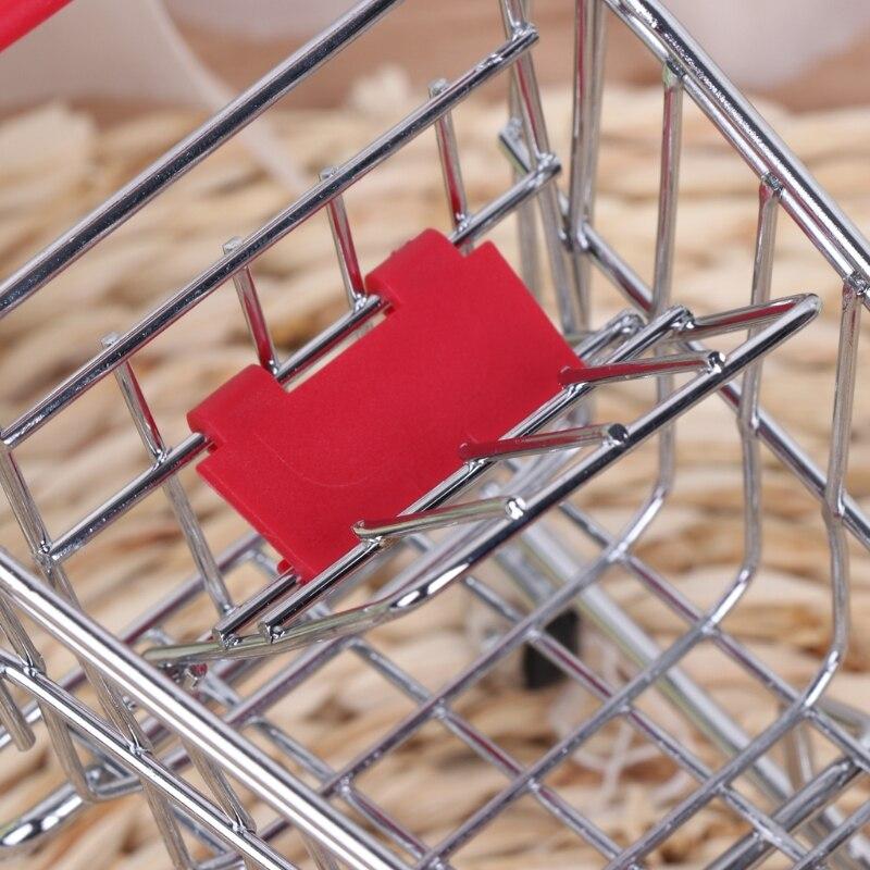 Mini Carro De Compras Supermercado Handcart Utilidad De
