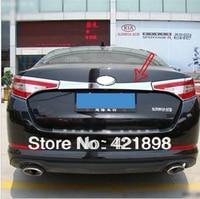 Voor Kia K5 2011 2012 2013 2014 2015 OPTIMA ABS Chrome Kofferbak Deksel Cover Trim 1 stuks