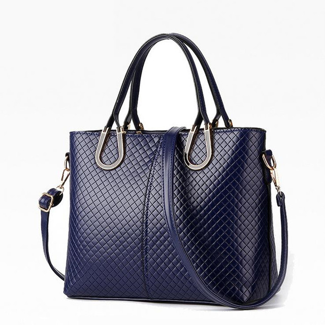 Barhee Women Luxury Designer Handbags High Quality Pu Leather Office Business Las Large Tote Bag