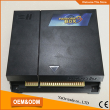 New Arrival Classical jamma game board ,pandora box arcade multi game 520 in 1 motherboard for VGA LCD arcade machine