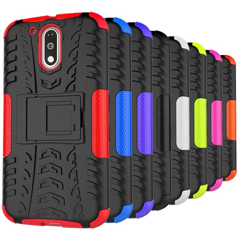 Nueva funda de teléfono antideslizante de doble capa con soporte - Accesorios y repuestos para celulares - foto 6