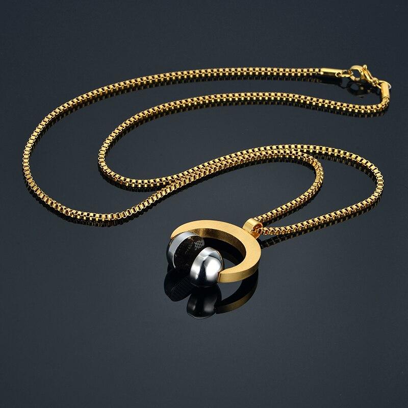 Hip Hop Jewelry Stainless Steel Music Headphone Pendant (7)